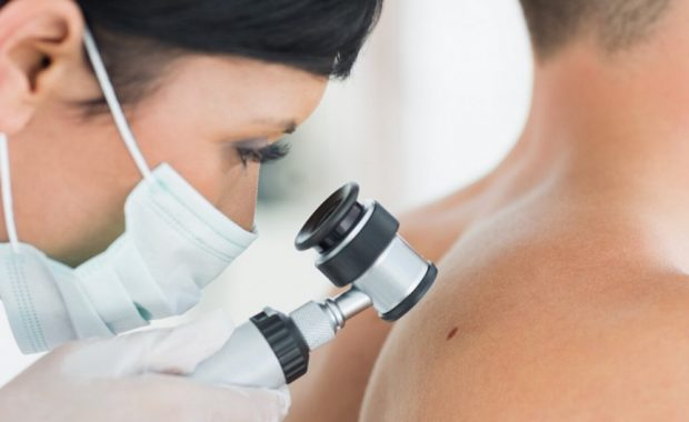 skin cancer screening colleyville dermatology